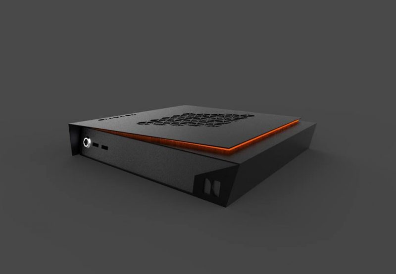 Project Novatio Linux gaming console