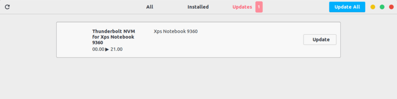 9360 Firmware Update XPS 13 9360 cannot upgrade firmware of