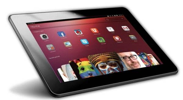 first ubuntu tablet is available for pre order