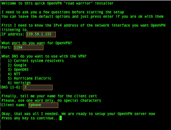 How To Setup OpenVPN Server In 5 Minutes on Ubuntu Linux