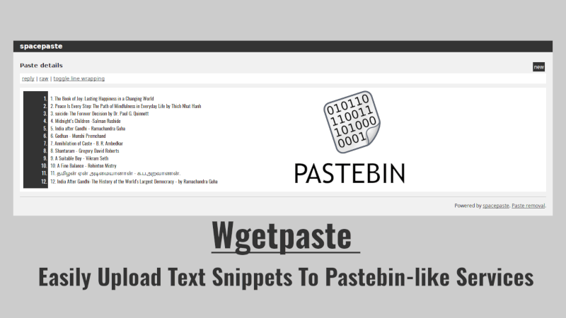 How To Simply Add Textual content Snippets To Pastebin-like