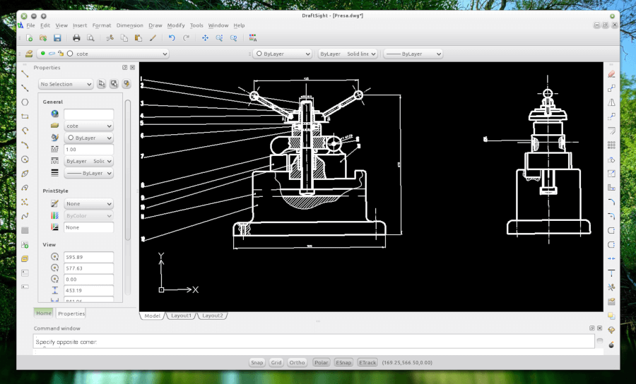 DraftSight - 2D CAD Software